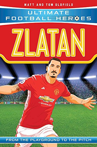 Zlatan: Manchester United (Ultimate Football Heroes)