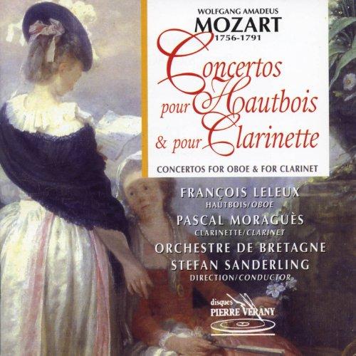 Mozart: Oboenkonzerte KV 314 & 294b/Klarinettenkonzert KV 622