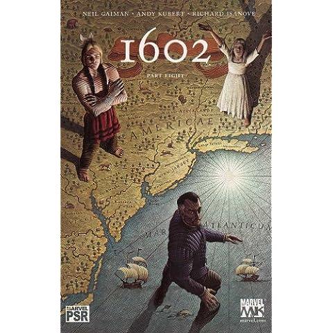 MARVEL 1602 - Neil Gaiman (Hard Cover Book)