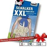 Schalke Geburtstag Geschenk für Männer ist jetzt Spezial-LÜMMELTÜTEN Schalke by Ligakakao (1x Artikel)