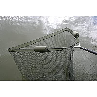 "42"" INCH CARP FISHING LANDING NET with DUAL NET FLOAT SYSTEM NGT from NGT"