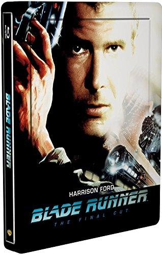 Blade Runner Steelbook [Blu-ray] [2017]
