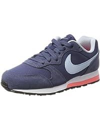 Nike Md Runner 2 (Gs), Zapatillas de Running para Niñas