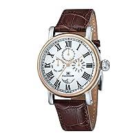 Thomas Earnshaw Maskelyne - Reloj para hombre, color marrón de Thomas Earnshaw