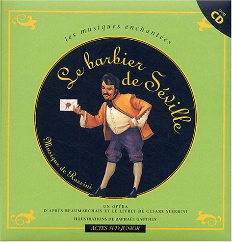 Le barbier de Séville (1CD audio)