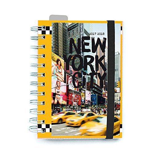 Grupo Erik Editores Agenda scolaire 2017/2018New York (editado en italien)