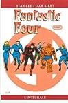 Fantastic Four l'Int�grale, Tome 4 :...