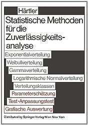 Statistische Methode für die Zuverlässigkeitsanalyse