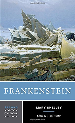 Preisvergleich Produktbild Frankenstein, English edition (Norton Critical Edition)