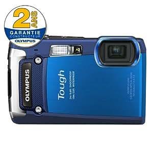 Olympus Tough TG-820 Appareils Photo Numériques 12.7 Mpix Zoom Optique 5 x