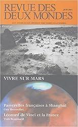 Revue des deux Mondes, N° 6 Juin 2004 : Vivre sur Mars