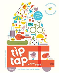 """Afficher """"Tip tap on the road !"""""""