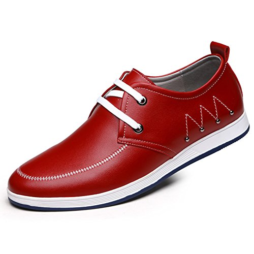 England Herren Desert Boot (Beiläufige Schuhe der Männer/England atmungsaktive Schuhe Spitze/Niedrige Schuhe/Schuhe/Schuhe-D Fußlänge=24.8CM(9.8Inch))