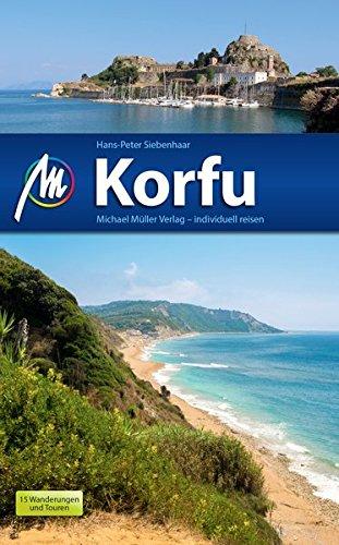 Preisvergleich Produktbild Korfu: Reiseführer mit vielen praktischen Tipps.