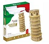 Cubic Fun 3D-Puzzle: Schiefer Turm von Pisa - Italien