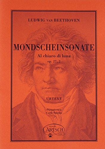 Descargar Libro Ludwig Van Beethoven: Mondscheinsonate Al Chiaro di Luna Op.27, 2 for Piano (Urtext Collection) de Ludwig Van Beethoven