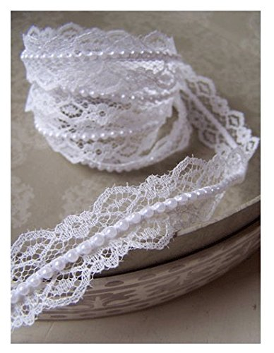 lace-and-pearl-beaded-trimming-ribbon-vintage-wedding-bridal-decoration-10-metres-white