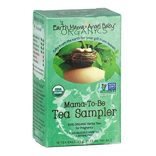 Mama-To-Be Tea Sampler (box of 16 teabags)
