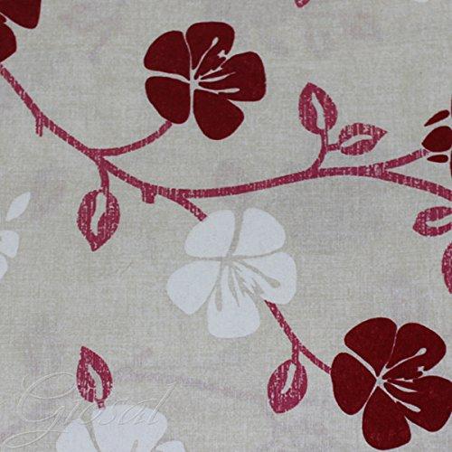 tessuto-arredo-fantasia-fiori-tappezzeria-copritavola-divano-cuscino-giosal-rosso-al-metro
