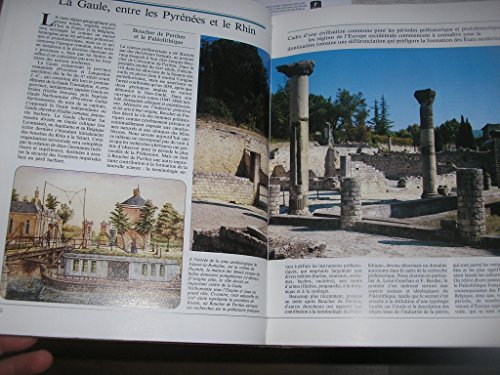 Archeo : l'encyclopédie de l'archéologie : a la recherche des civilisations disparues. 8. europe