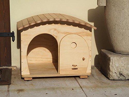 Novità Blitzen, GinaBig camping WP, casetta cuccia outdoor per gatti di grossa taglia e cani di piccola taglia, termoregolata.