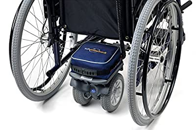 TGA Wheelchair Powerpack PLUS - Blue