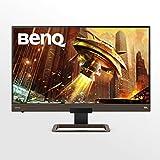 BenQ EX2780Q Écran Gaming de 27 pouces, IPS, 2K QHD, HDRi, 144 Hz, FreeSync, USB-C