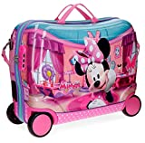 Disney Minnie Fabulous Bagage enfant, 50 cm, 34 liters, Rose (Rosa)