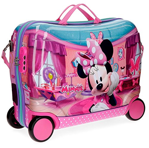 Disney Minnie Smile equipaje infantil 34 litros