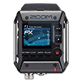 atFoliX Anti-Choc Film Protecteur pour Zoom F1-LP Film Protecteur - 3 x FX-Shock-Clear Absorbant Les Chocs Ultra Clair Film Protection d'écran