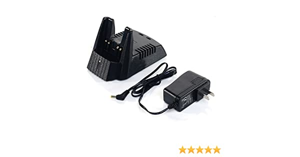 Aike/® Wall Charger Adapter for Yaesu Vertex VX-180 VX-414 VX-427 VX-170 FNB-V57