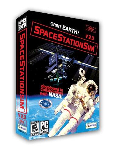 Preisvergleich Produktbild Spacestation Sim (englische Version) - [PC]