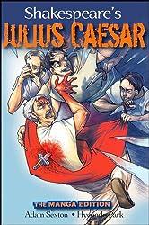 Shakespeare's Julius Caesar: The Manga Edition (Wileys Manga Shakespeare) by William Shakespeare (2008-02-08)