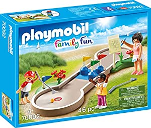 Playmobil 70092Family Fun Mini Golf