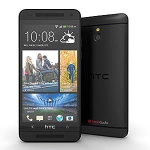 HTC One Mini Smartphone (10,9 cm (4,3 Zoll) LCD-Display, 1,4GHz, Dual-Core, 1GB RAM, Ultrapixel Kamera, Android 4.2) schwarz