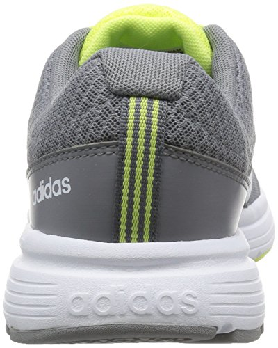 adidas - Cloudfoam Vs City W, Scarpe sportive Donna Grigio / Bianco (Grigio / Ftwbla / Amahel)