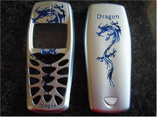 Handy Cover Nokia 3510 Dragon