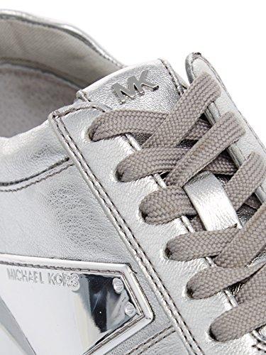 MICHAEL by Michael Kors Allie Sneaker Silber Damen Silber