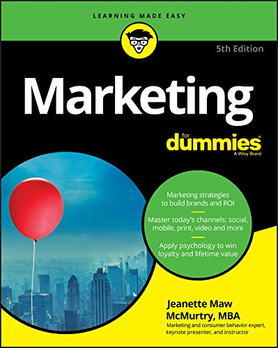 Marketing For Dummies (English Edition)