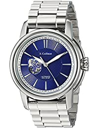 S.Coifman SC0422 - Reloj de pulsera hombre, acero inoxidable, color Plata