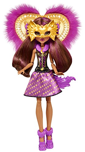 Monster High FKP47 Monsterschülerin Clawdeen Wolf (High Monster Clawdeen Wolf)