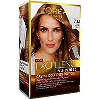 L'Oréal Paris Excellence Age Perfect Coloración permanente, Tono: 7.302