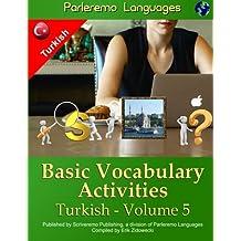 Parleremo Languages Basic Vocabulary Activities: 5