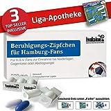 Hamburger SV Filzpantoffel ist jetzt die Liga-APOTHEKE für HSV-Fans by Ligakakao.de