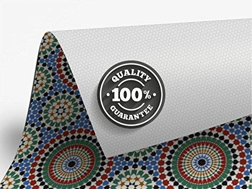 Piastrelle adesive per interni decori pellicola adesiva
