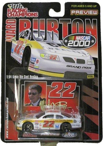 racing-champions-nascar-2000-ward-burton-22-cat-car-by-racing-champions