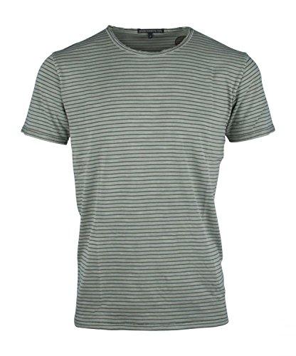 drykorn t shirt herren Drykorn T-Shirt Nero Oliv - M
