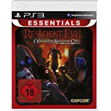 Resident Evil - Operation Raccoon City [Software Pyramide] - [PlayStation 3]
