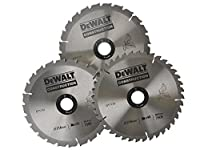 DeWalt DT1172QZ 216mm Circular Saw Blade with Aluminium Case