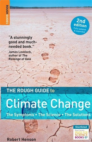 The Rough Guide To Climate Change (Rough Guides Reference Titles) by Bob Henson (2008-01-10)